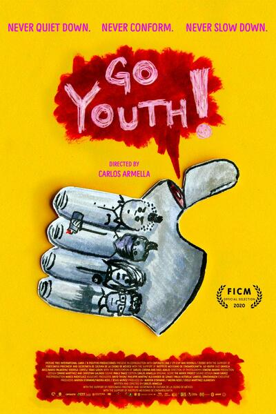 Go Youth (¡Ánimo Juventud!) [Sub: Eng]