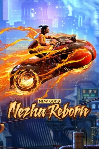 New Gods: Nezha Reborn [Sub: Eng]