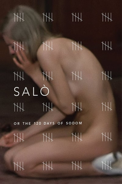 Salo, or the 120 Days of Sodom [Sub: Eng]