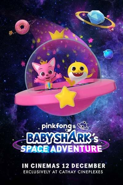Pinkfong and Baby Shark's Space Adventure [Sub: Eng]