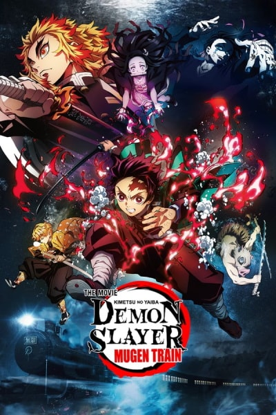 Demon Slayer the Movie: Mugen Train (Kimetsu no Yaiba: Mugen Ressha-Hen) [Sub: Eng]