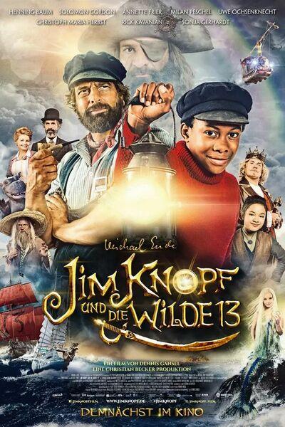 Jim Knopf und die Wilde 13 [Sub: Eng]