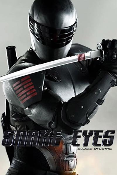 Snake Eyes: G.I. Joe Origins [Coming Soon]