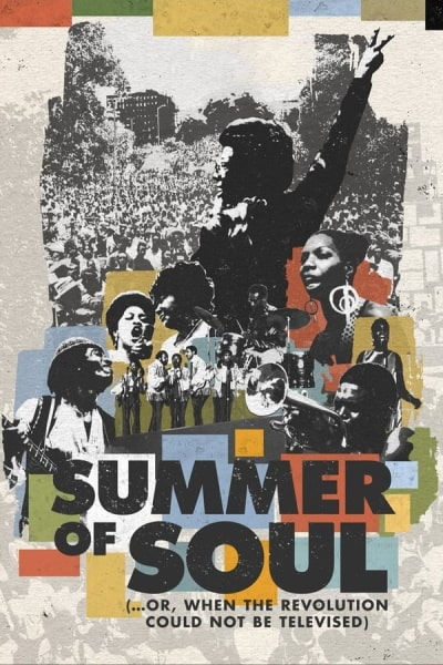 Summer of Soul (Or, When the Revolution Could Not Be Televised)