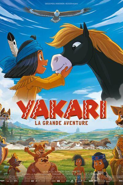 Yakari, a Spectacular Journey (Yakari, le film)