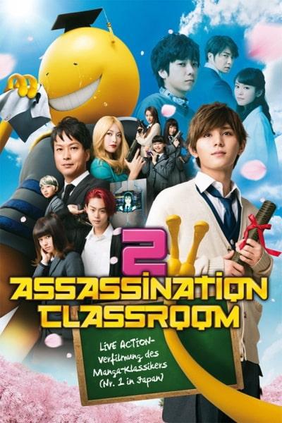 Assassination Classroom The Graduation